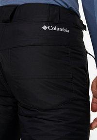Columbia - BUGABOO PANT - Täckbyxor - black - 5