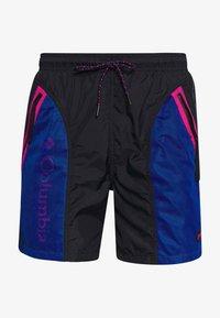 Columbia - RIPTIDE™ SHORT - Pantalones montañeros cortos - black - 3