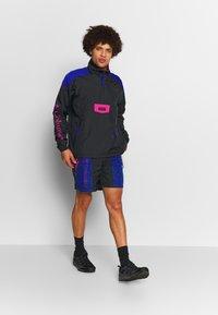 Columbia - RIPTIDE™ SHORT - Pantalones montañeros cortos - black - 1