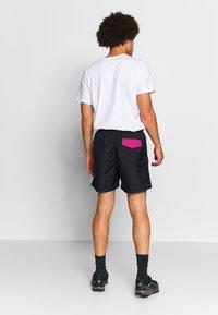 Columbia - RIPTIDE™ SHORT - Pantalones montañeros cortos - black - 2