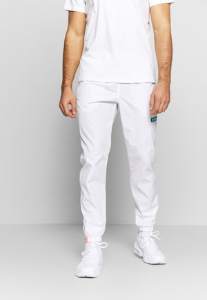 SANTA ANA WIND PANT - Pantalons outdoor - white