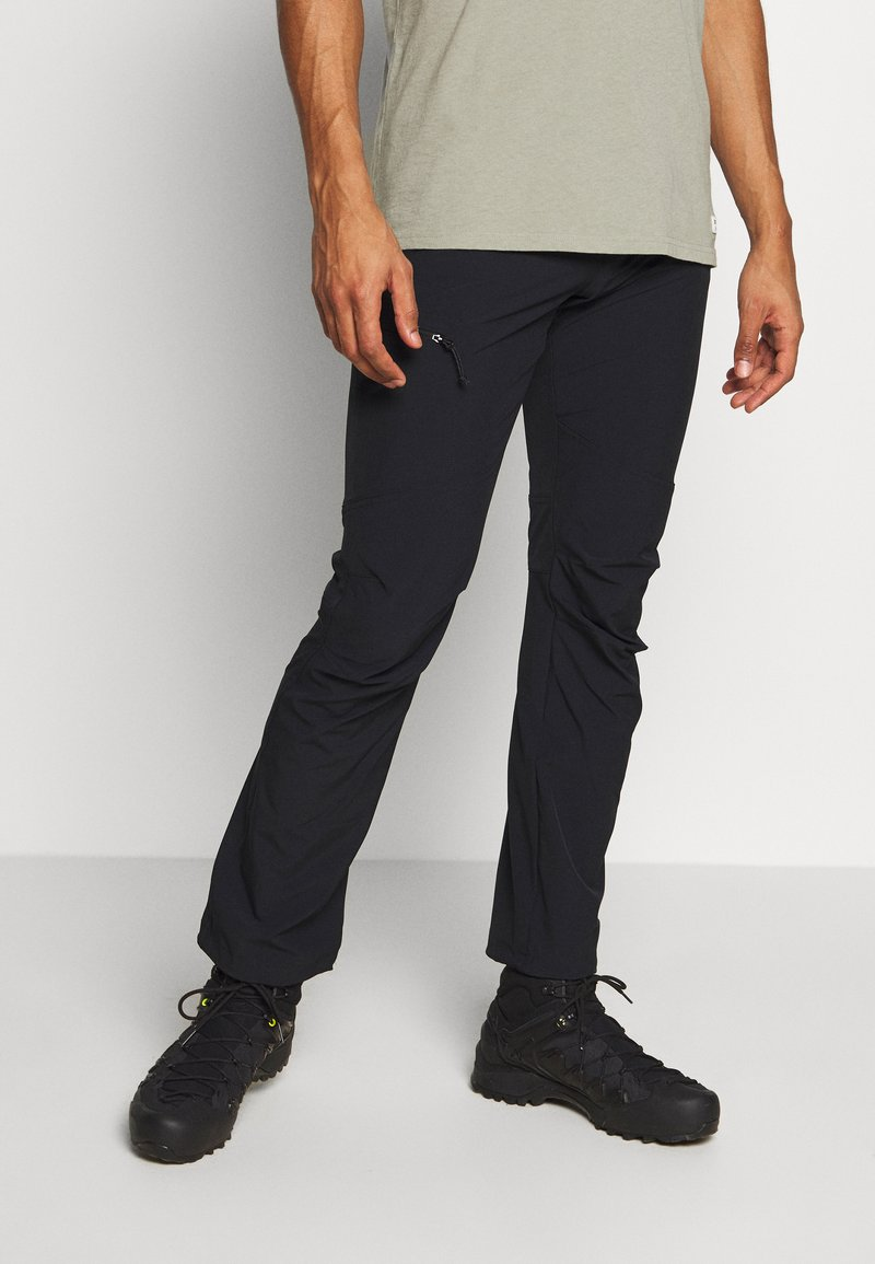 Columbia - TRIPLE CANYON™ PANT - Trousers - black