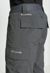 Columbia - SILVER RIDGE™ II CONVERTIBLE PANT - Kangashousut - dark grey - 5