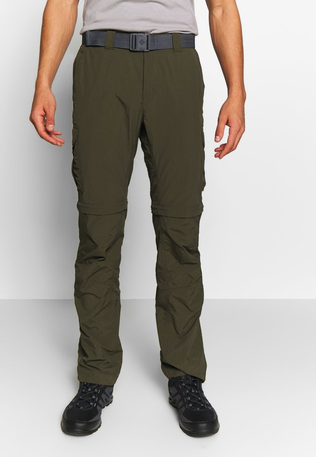 SILVER RIDGE™ II CONVERTIBLE PANT - Spodnie materiałowe - olive green