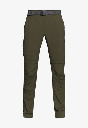 SILVER RIDGE™ II CONVERTIBLE PANT - Pantalones - olive green