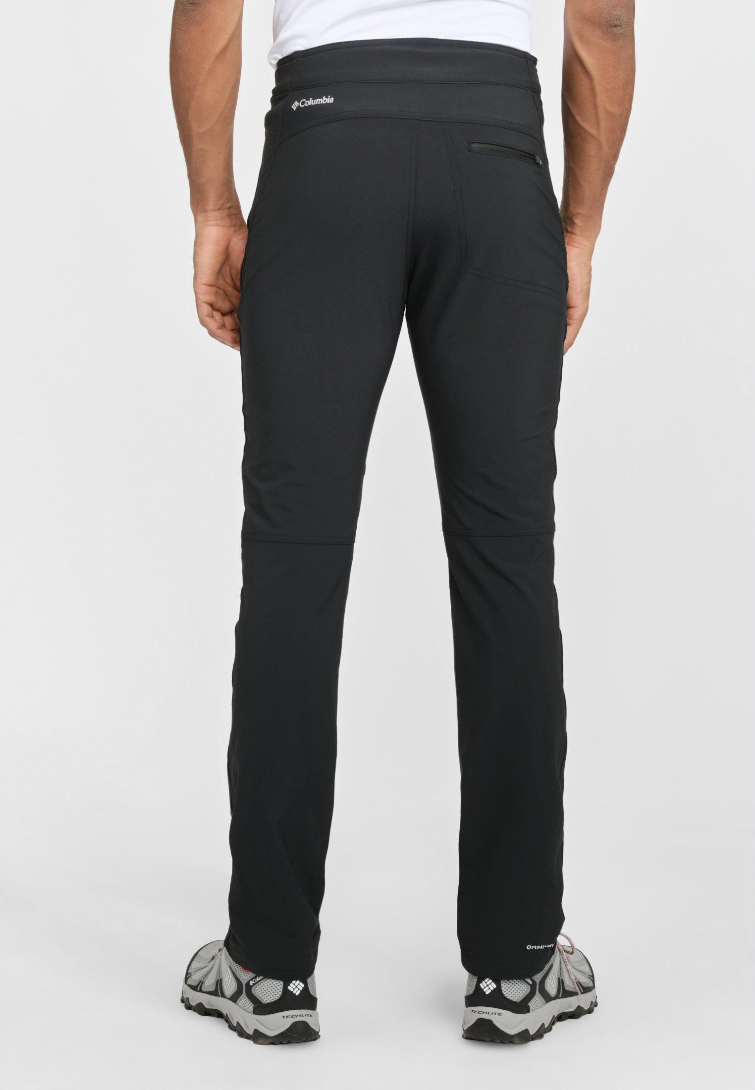 Columbia Pantalons outdoor - black