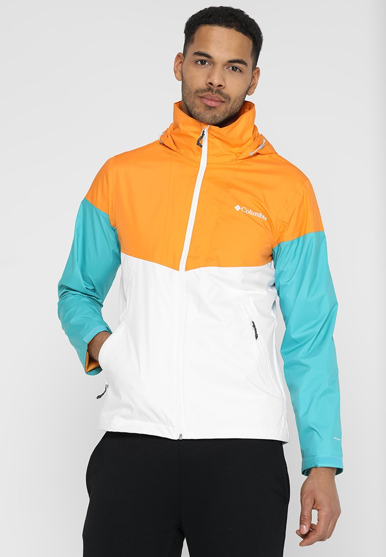 Columbia - INNER LIMITS JACKET - Sadetakki - white/orange blast/miami