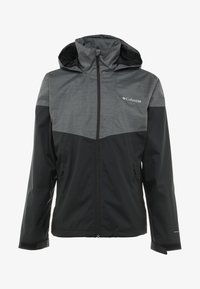 Columbia - Regenjas - black/dark grey - 5