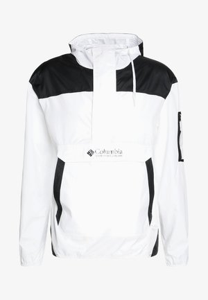 CHALLENGER™  - Windbreakers - white/black