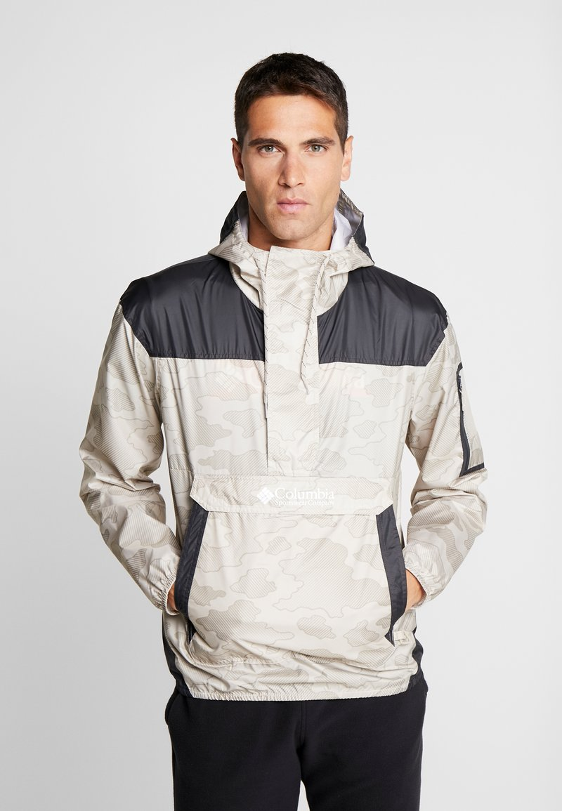Columbia - CHALLENGER™  - Veste coupe-vent - fossil/shark