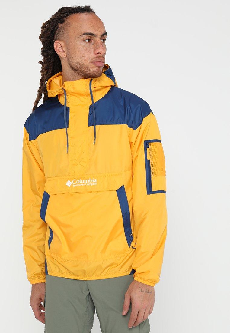 Columbia - CHALLENGER  - Outdoorjacke - gelb/blau