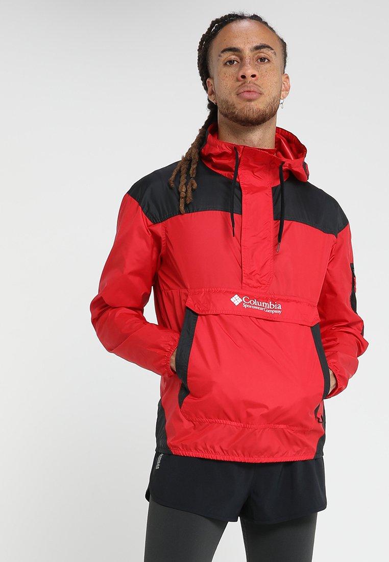 Columbia - CHALLENGER  - Outdoorjacke - red/black