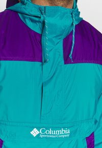 Columbia - CHALLENGER™  - Veste coupe-vent - clear water/vivid purple - 4