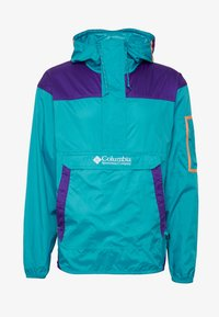 Columbia - CHALLENGER™  - Veste coupe-vent - clear water/vivid purple - 3