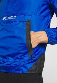 Columbia - CHALLENGER™  - Veste coupe-vent - azul/black - 5