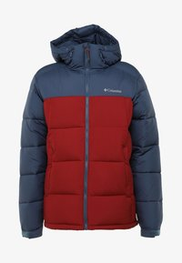 Columbia - PIKE LAKE HOODED JACKET - Kurtka zimowa - dark red - 4