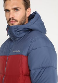 Columbia - PIKE LAKE HOODED JACKET - Kurtka zimowa - dark red - 5