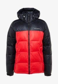 Columbia - PIKE LAKE HOODED JACKET - Chaqueta de invierno - mountain red - 5