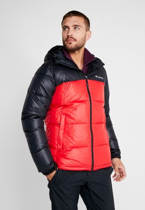 PIKE LAKE HOODED JACKET - Talvitakki - mountain red