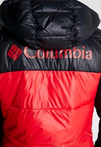 Columbia - PIKE LAKE HOODED JACKET - Chaqueta de invierno - mountain red - 6