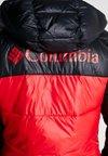 Columbia - PIKE LAKE HOODED JACKET - Kurtka zimowa - mountain red