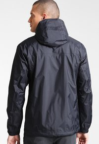 Columbia - POURING ADVENTURE JACKET - Chaqueta Hard shell - black - 2