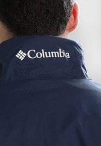 Columbia - BRADLEY PEAK JACKET - Chaqueta Hard shell - collegiate navy - 4