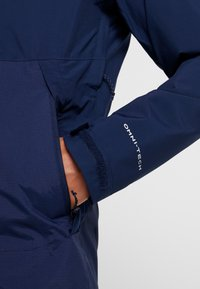 Columbia - EVOLUTION VALLEY JACKET - Kurtka hardshell - collegiate navy - 4