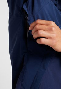 Columbia - EVOLUTION VALLEY JACKET - Kurtka hardshell - collegiate navy - 3