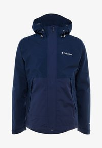 Columbia - EVOLUTION VALLEY JACKET - Kurtka hardshell - collegiate navy - 5