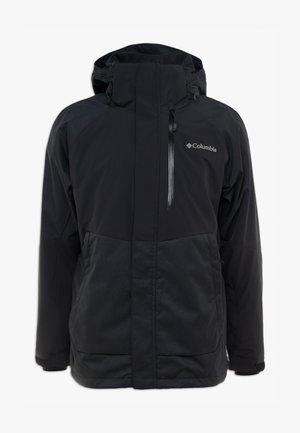 WILDSIDE JACKET - Veste de ski - black/charcoal heather
