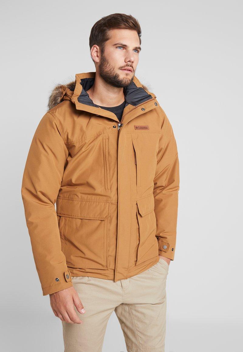 Columbia - MARQUAM PEAK JACKET - Winter jacket - camel brown