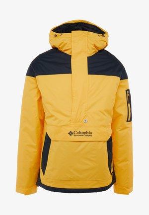 CHALLENGER - Talvitakki - mustard yellow/black