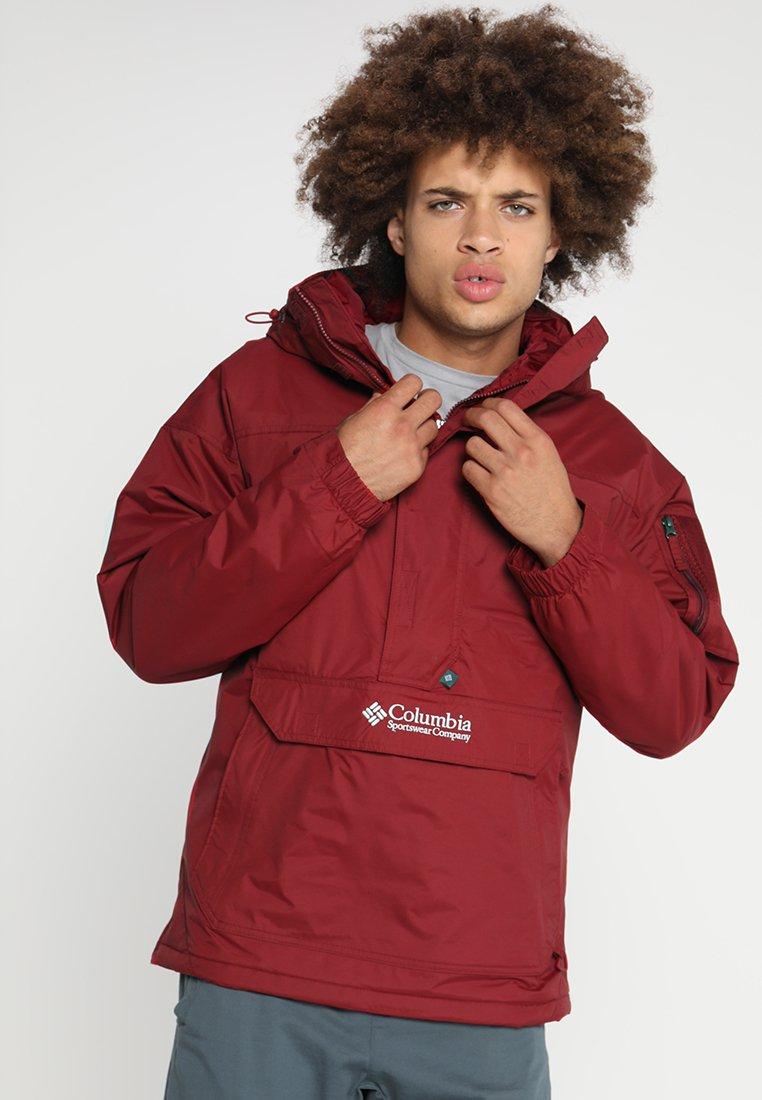 Columbia - CHALLENGER - Winterjas - red element