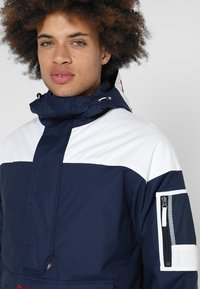 Columbia - CHALLENGER - Giacca invernale - collegiate navy/white - 3