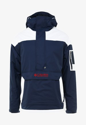 CHALLENGER - Giacca invernale - collegiate navy/white