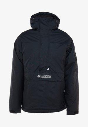 CHALLENGER - Winter jacket - black