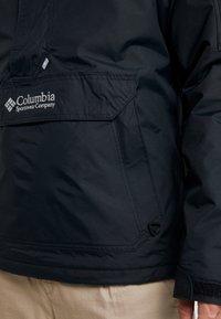 Columbia - CHALLENGER - Winterjas - black - 5