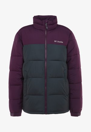 PIKE LAKE™ JACKET - Veste d'hiver - shark/black cherry