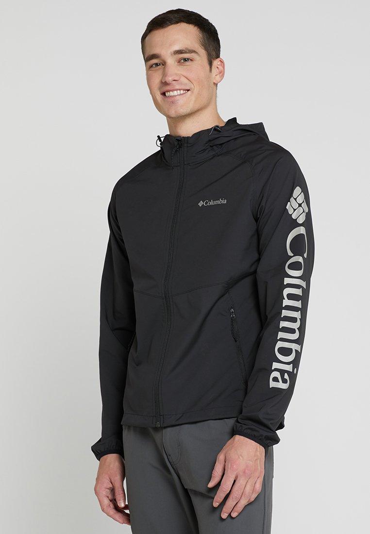 Columbia - PANTHER CREEK™ - Chaqueta outdoor - black/white