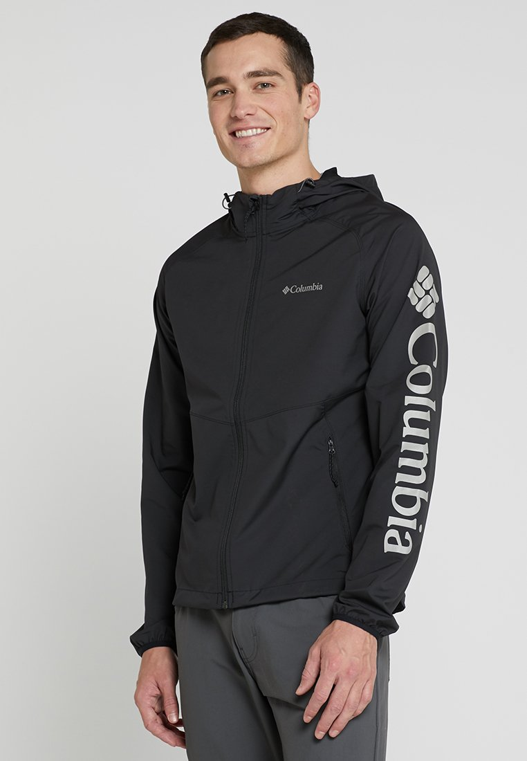 Columbia - PANTHER CREEK™ - Giacca outdoor - black/white