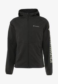Columbia - PANTHER CREEK™ - Chaqueta outdoor - black/white - 5