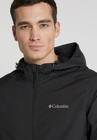 Columbia - PANTHER CREEK™ - Chaqueta outdoor - black/white - 3