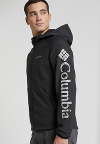 Columbia - PANTHER CREEK™ - Chaqueta outdoor - black/white - 4