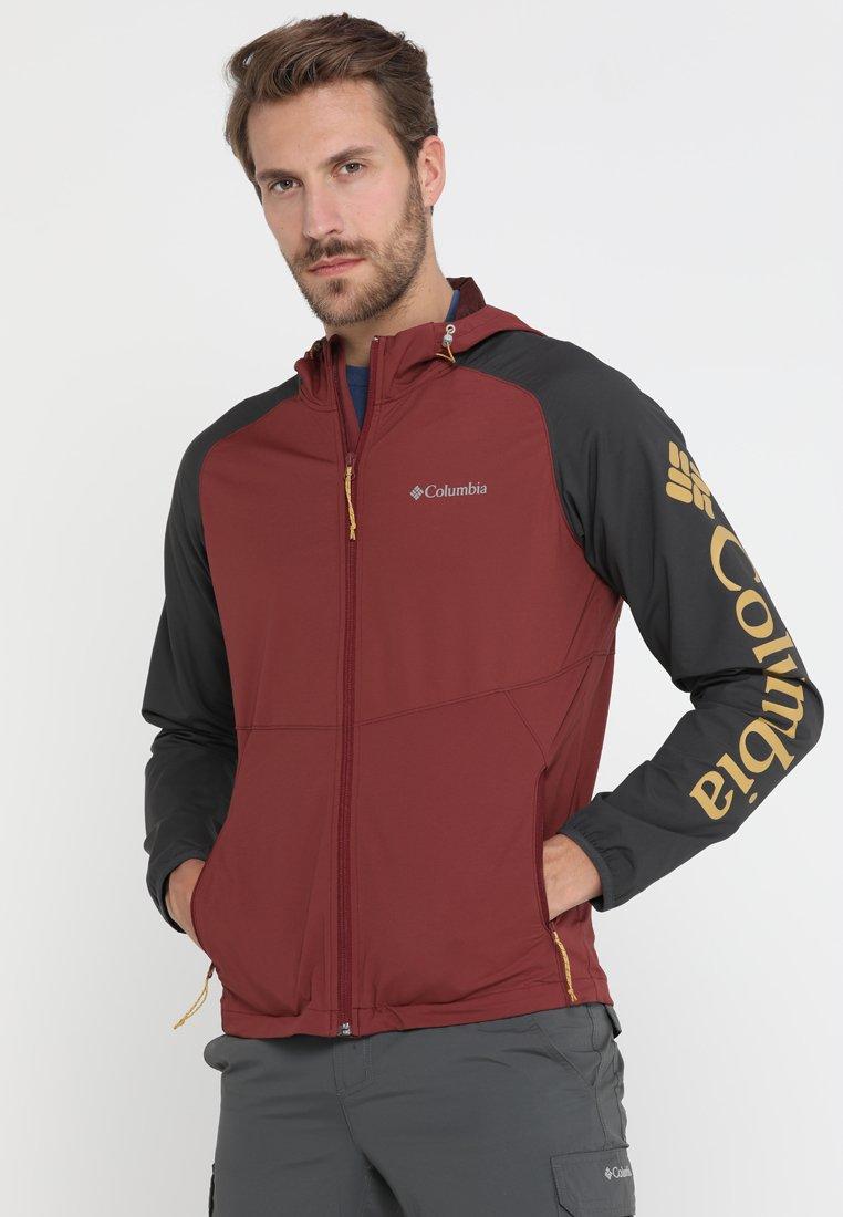 Columbia - PANTHER CREEK™ - Outdoor jacket - tapestry/pilsner/shark