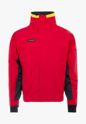 BUGABOO 1986 INTERCHANGE 2-IN-1 JACKET - Ulkoilutakki - mountain red/black