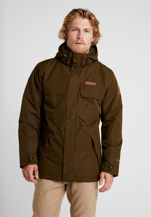 RUGGED PATH JACKET - Winterjacke - olive green
