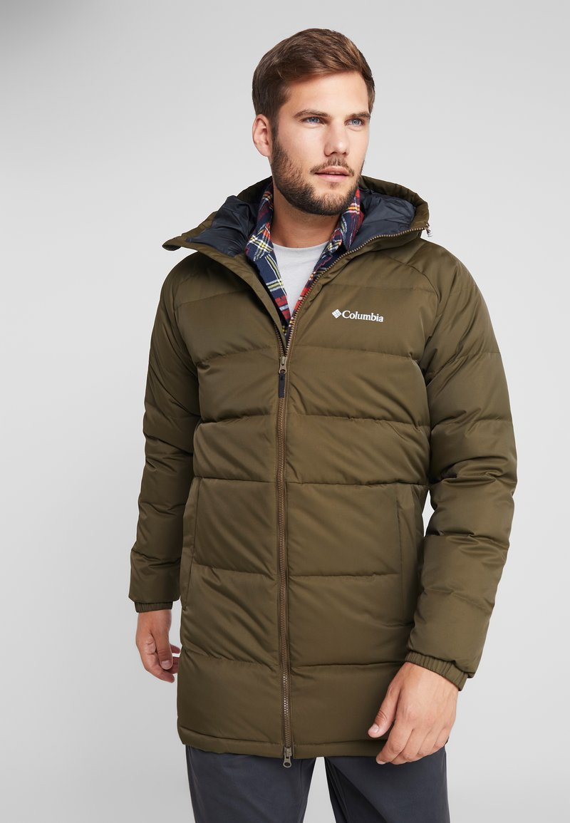 Columbia - MACLEAY LONG - Donsjas - olive green