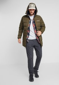 Columbia - MACLEAY LONG - Donsjas - olive green - 1