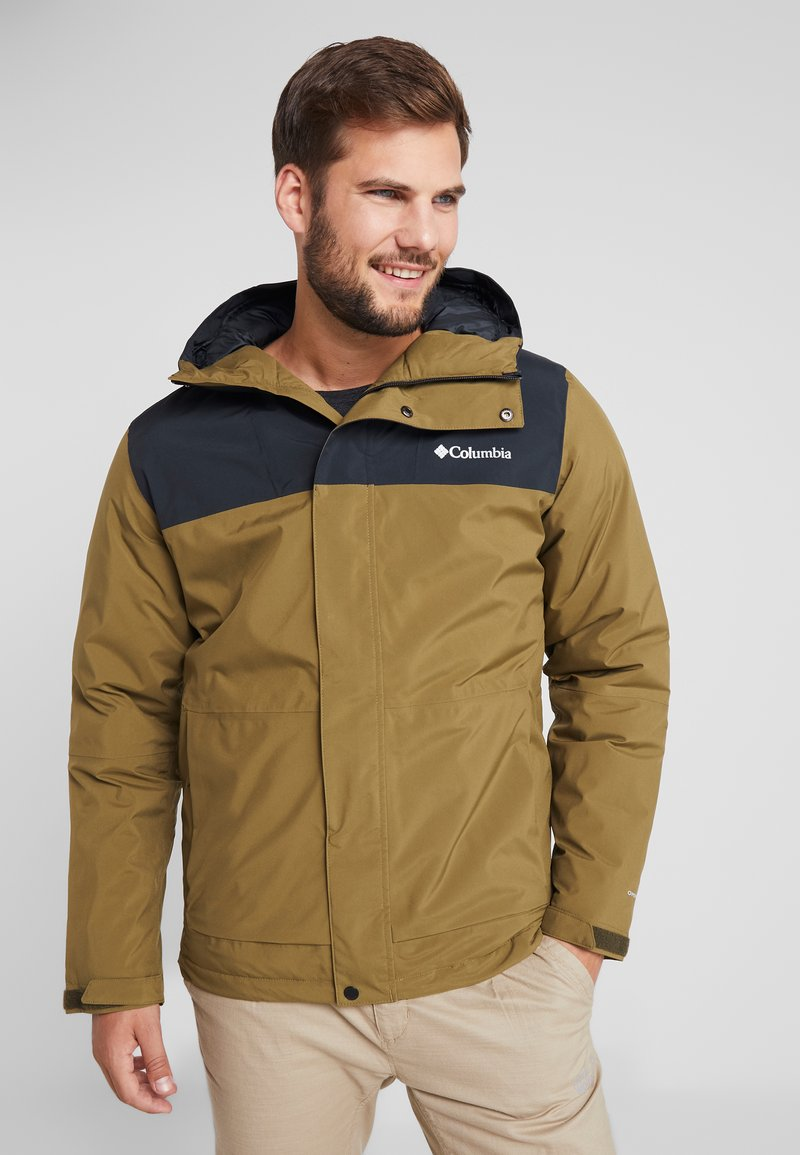 Columbia - HORIZON EXPLORER - Veste d'hiver - olive brown/black